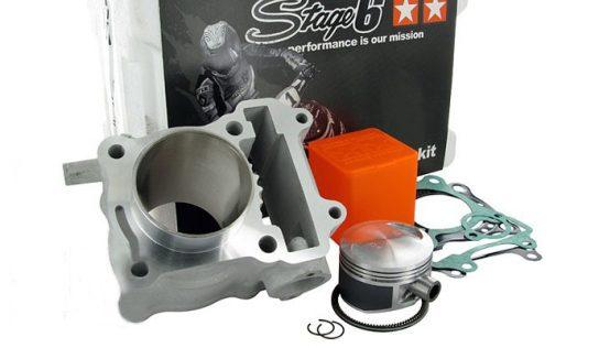 Boostez les performances de votre maxiscooter Honda grâce au cylindre piston 153 cc Stage6
