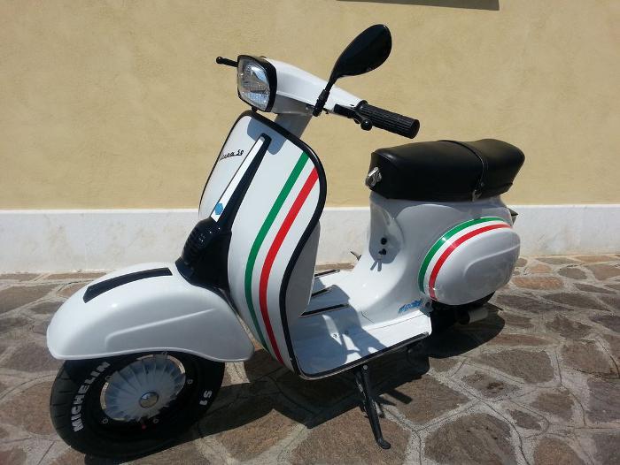 Vespa 50 Special 130 cc Quattrini