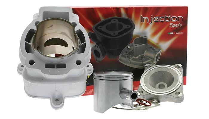 Adoptez une conduite sportive avec le cylindre Malossi MHR 172 cc !