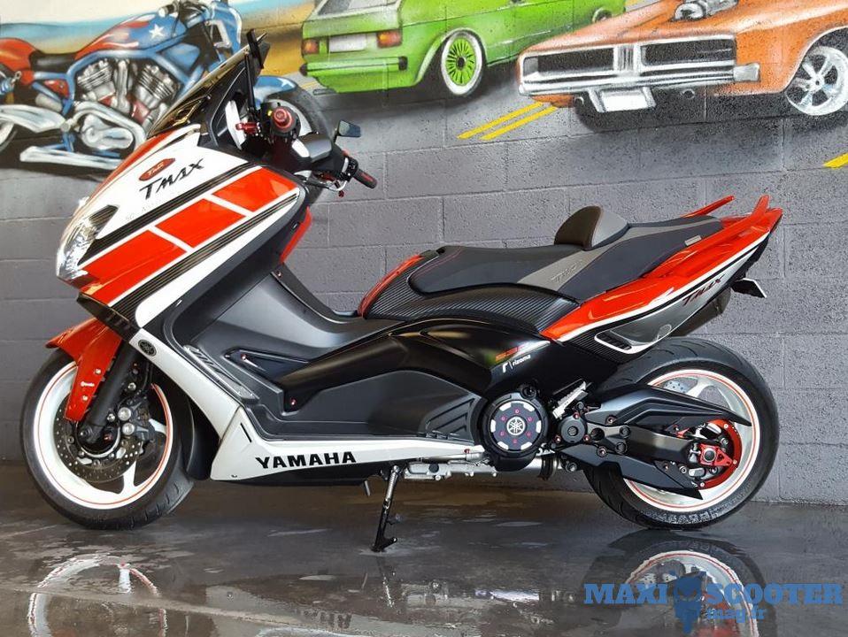 Yamaha TMax 530 série limitée 50e anniversaire