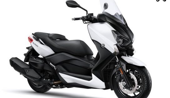 Yamaha XMax 400 – Caractéristiques techniques
