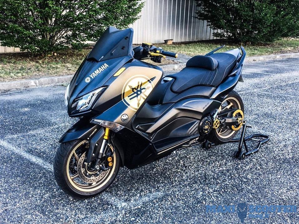 Yamaha TMax 560 cc Malossi