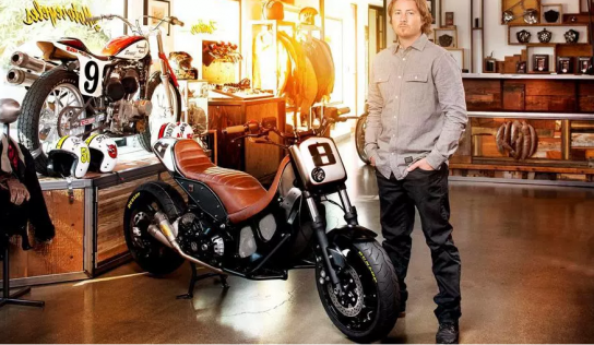 Hyper Modified Project : le TMax par Roland Sands