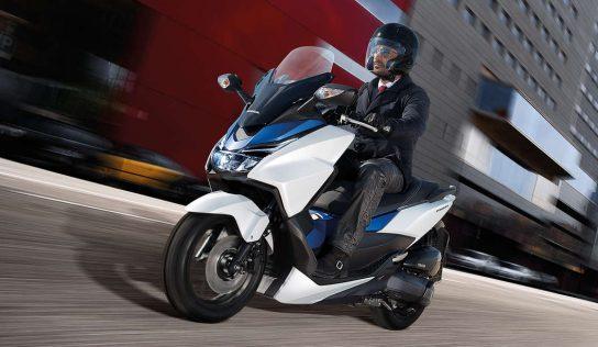 Honda Forza 125 : le bestseller évolue !
