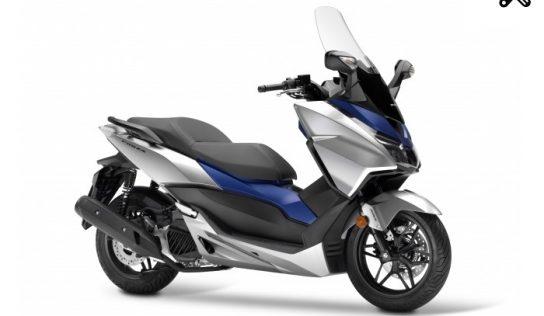 Honda Forza 125 – Caractéristiques techniques