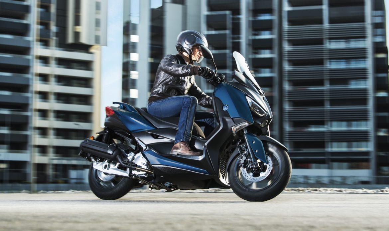 Yamaha XMax 125 : présentation du millésime 2018